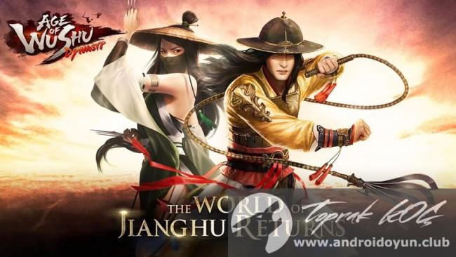 Ağar-of-Wushu Hanedanı V2-0 modlu apk mega hileli
