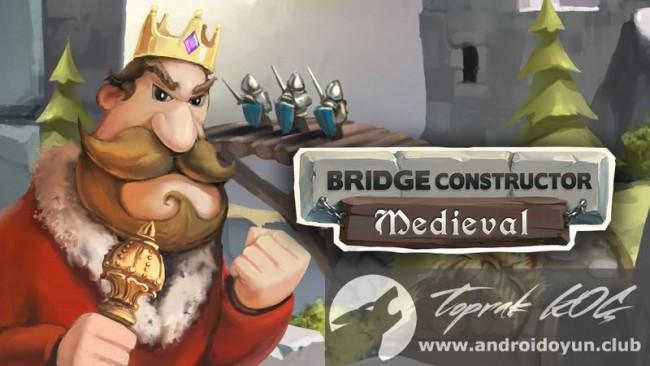 Köprü Oluşturucu-Ortaçağ-V1-5-Modu-APK-Para-Sabit