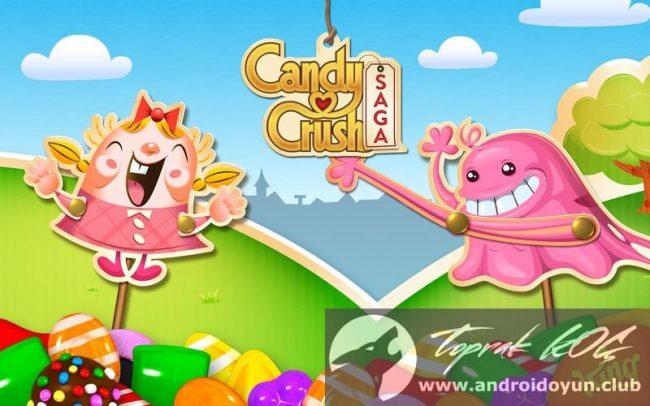 Candy Crush Saga v1-87-0-3 modlu apk mega hileli