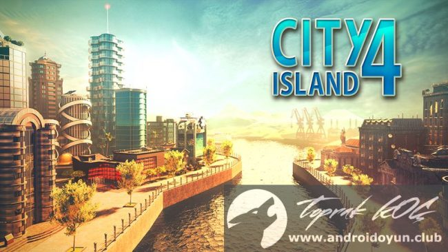 4 Sim City Island is-it-v1-2-6 modlu apk para hileli