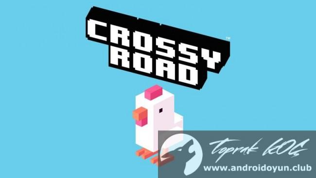 İşaretler Para hileli apk Crossy-road v1-5-2 mod