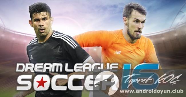 Rüya League Soccer 2016 v3-040 modlu apk para hileli