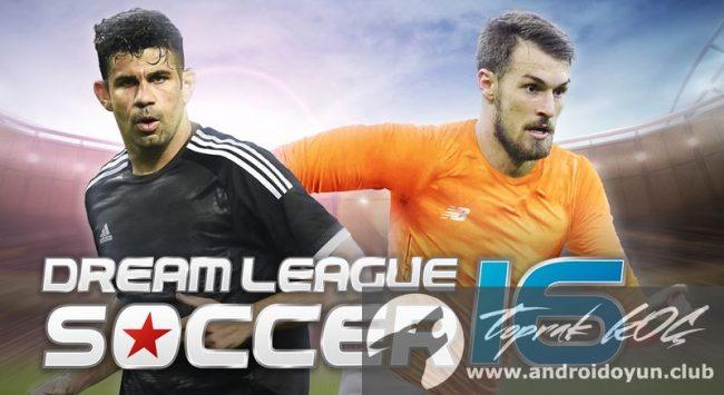 Rüya League Soccer 2016 v3-041 modlu apk para hileli