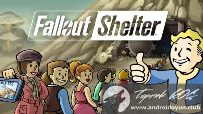 Fallout barınak-V1-5 modlu apk para hileli