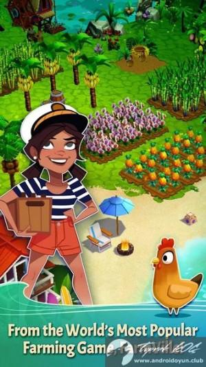 Farmville-tropik kaçış v0-2-209-mod-apk-para-hile-1