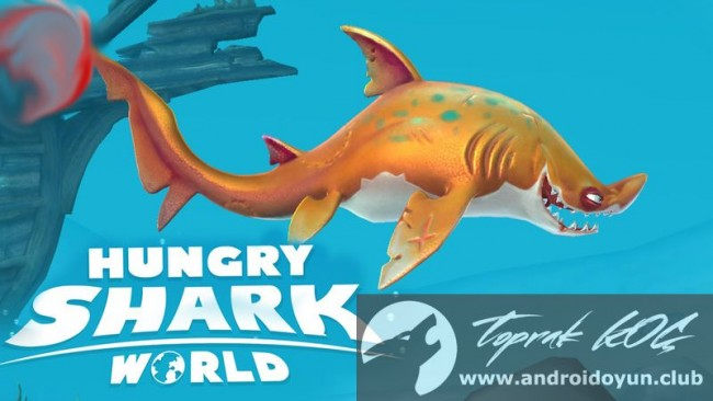v0-8-0 modlu apk para aç köpekbalığı dünyaca hileli