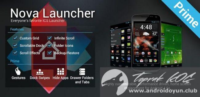 Nova Launcher prime-v5-0-full-apk