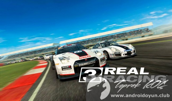 Real Racing 3 v4-2-0 modlu apk para hileli