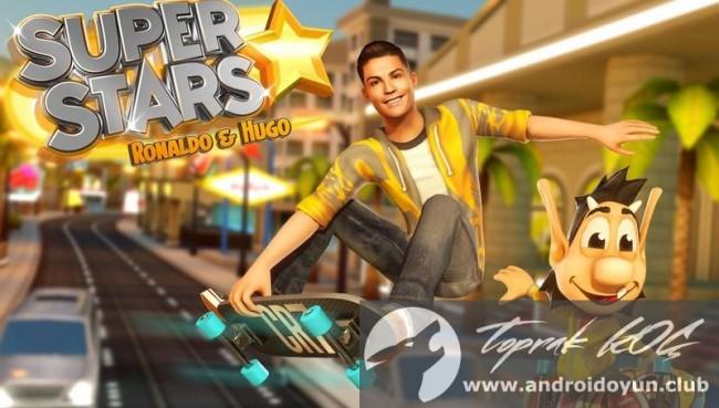 Ronaldo SuperStar Skater v1.03.01 MOD APK – PARA HİLELİ