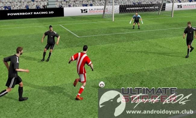 Son-mac Futbol v1-1-4 modlu apk para hileli