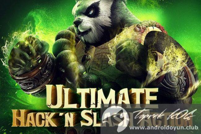 Taichi Panda Kung-fu ustası V3-1 modlu apk mega hileli
