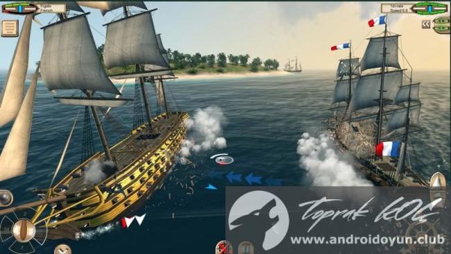 -Karayip Korsan Avcısı v2-8 modlu apk para hileli