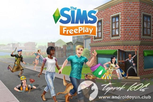 v5-20-2-Sims-freeplay modu apk para hileli