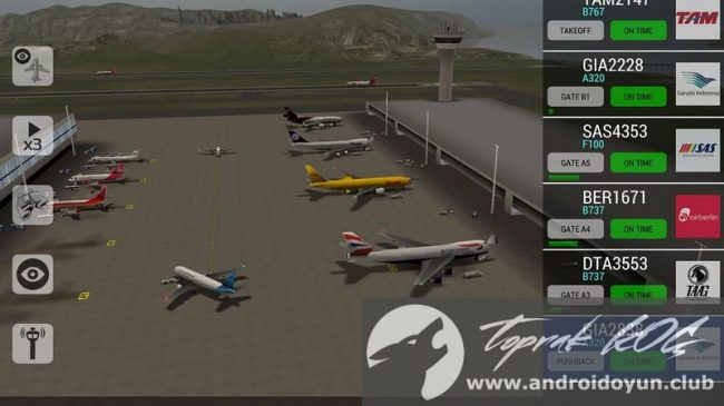 Eşsiz Hava Trafik Kontrolü-v3-5-0-mode-apk-money-fixed