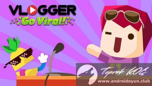 vlog'cusu-go-viral-Clicker V1-2 modlu apk baklava hileli
