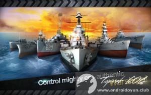 Savaş gemisi savaş Dünya Savaşı 3d 2-v1-2-3-mod-apk-altın 1 dolandırıcı