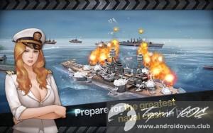 Savaş gemisi savaş Dünya Savaşı 2-v1-2-3-mod-apk Altın Hile 2 3d