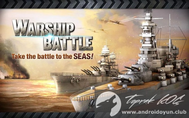 Savaş gemisi Savaş 3D Dünya Savaşı 2-v1-2-3-mod-apk-altın-hileli