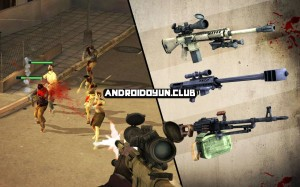 z Hunter Savaşı of-ölü 1-3-3-para-hile apk 2_androidoyunclub