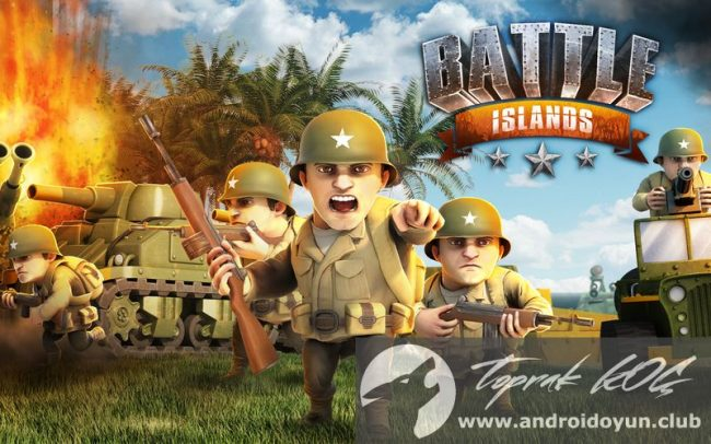 Battle Islands V2-3-1 Hileli Mod Apk indir