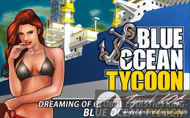 Blue Ocean Tycoon v1-0-9-2 modlu apk para hileli