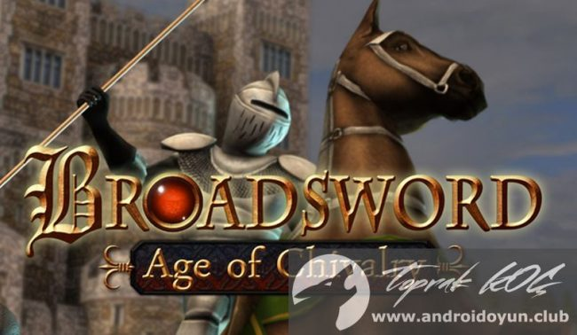 Broadsword çağındaki-of-the şövalyelik-v1-3-8-mode tam Sürüm apk