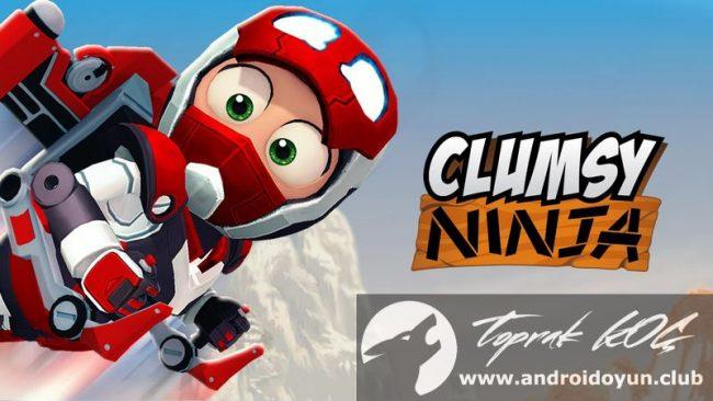 plumsy ninja v1-25-0-mod-APK-para-hileli