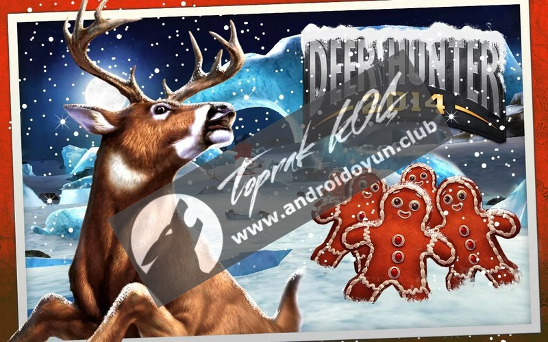 Deer Hunter 2014 v2-7-4-mod-apk para hileli