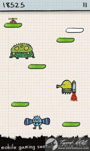 Doodle Jump V3-9-4 Mod .apk 1 Para-hile