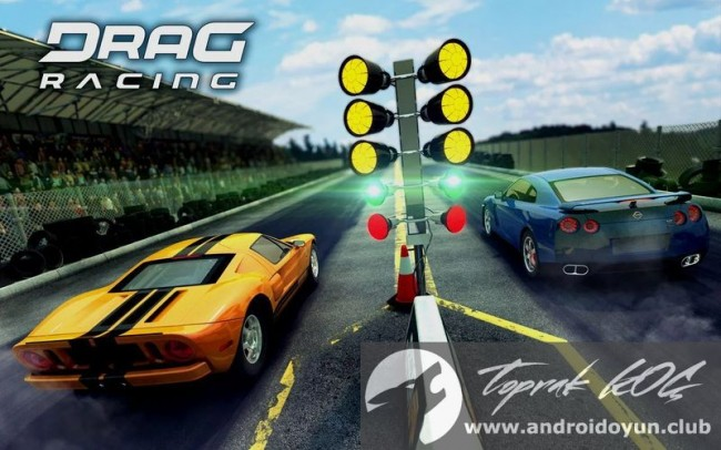 Drag Racing Classic V1-6-86 Hileli Mod Apk indir
