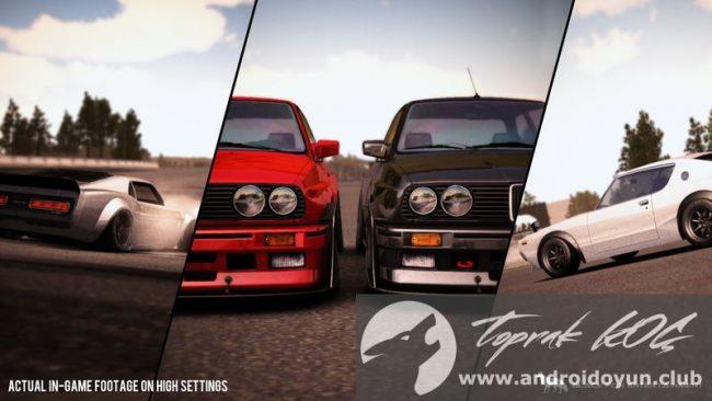 Sabit Drift-Legends-V1-17-Modu-APK-Para