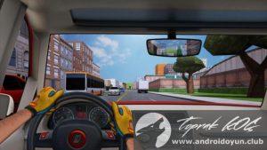 Hız Simülatörü için Drive v1-0-1-mod-apk-para-hile-1