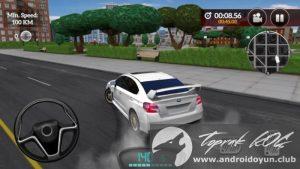 Hız Simülatörü için Drive v1-0-1-mod-apk-para-hile-3