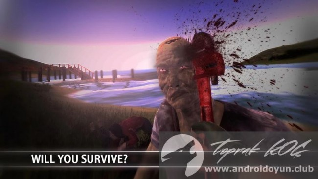 Deney z zombi Survival V11 modu APK Para manipüle