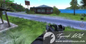 Deney, Z zombi sağkalım-v2-9 Mod .apk Para-Hile 2
