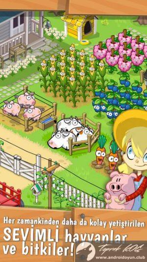 Tarım-Away-Aylak-Çiftçi-v1-5-0 Mod Apk Para Hile 1