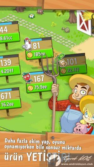 Tarım-Away-Aylak-Çiftçi-v1-5-0 Mod .apk Para-Hile 2