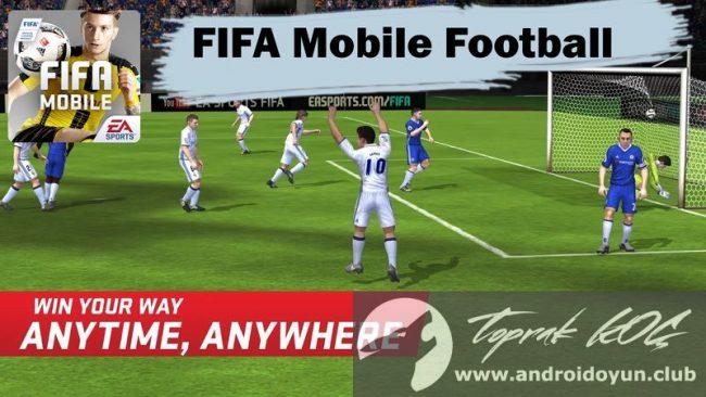 fifa-Mobile Futbol v1-0-1-full-apk