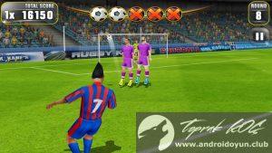Futbol Kicks v2-0-0 Mod .apk 3 Para-hile