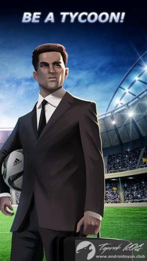 Futbol Tycoon v1-7 Mod .apk 1 Para-hile