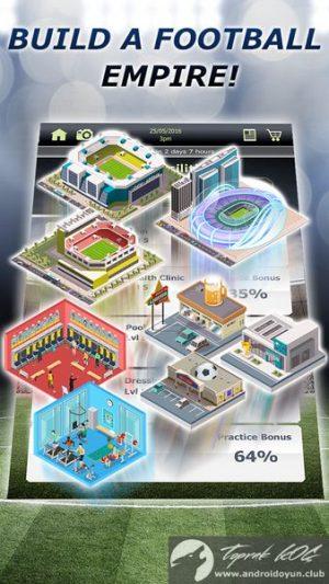 Futbol Tycoon v1-7 Mod .apk Para-Hile 2