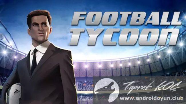 Futbol Tycoon-v1-7 modlu apk para hileli