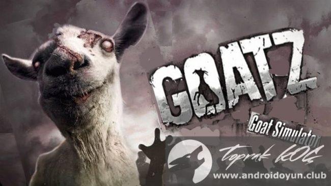 Keçi Simülatörü Goatz V1-4-2 Tam APK Tek Link