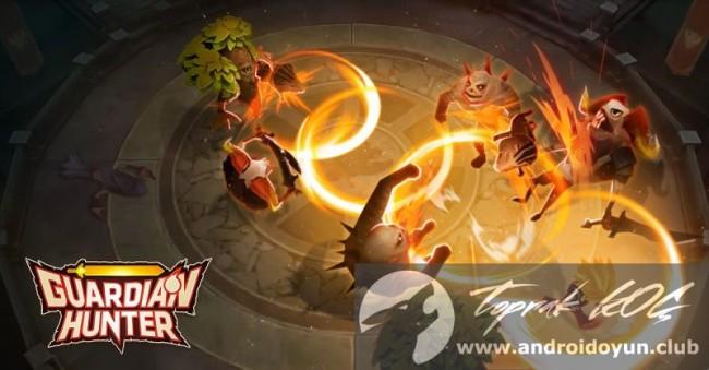 Guardian Hunter v1-1-1 modlu apk mega hileli