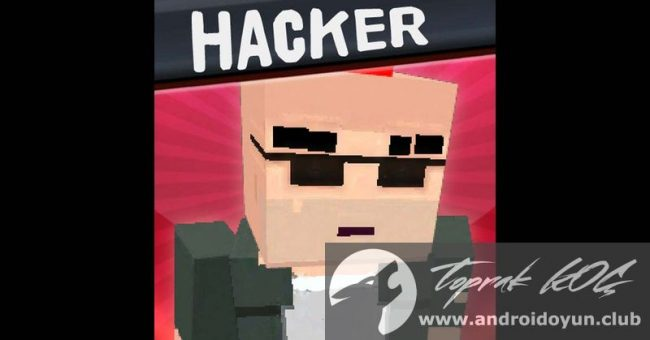 Hacker tıkırtı oyun v1-7 modlu apk para hileli