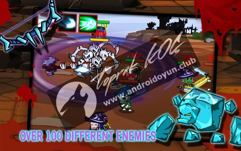 Kahraman vs Canavar 3-3-9-mod-apk para hileli