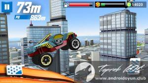 Hot Wheels yarışı Off-V0-1-3899 Mod Apk Para Hile 1
