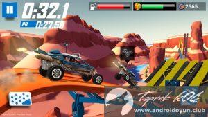 Hot Wheels Race Off-V0-1-3899 Mod .apk para 3 dolandırıcı