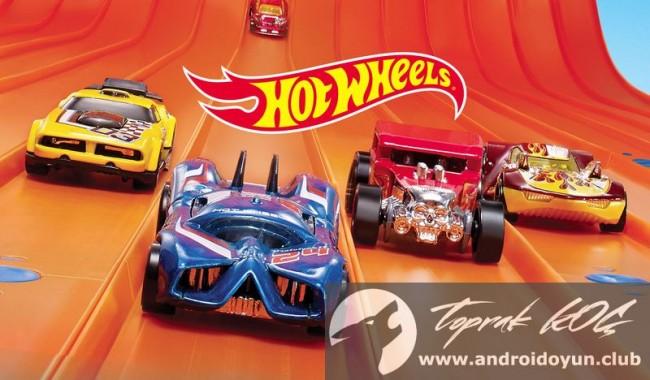 Hot Wheels Showdown v1-2-10-mod-apk para hileli