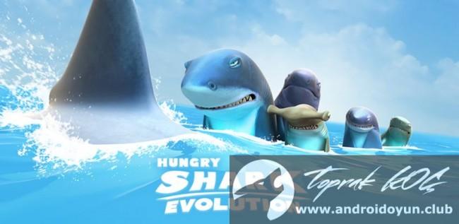 Aç köpekbalığı evrim-v3-9-2 modlu apk para hileli